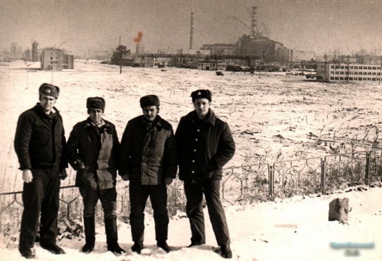 Чернобыль война!? часть 13